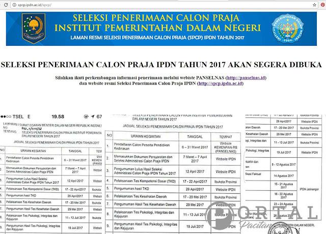 penerimaan-calon-praja-IPDN-kemendagri