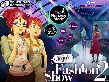 لعبة جوجو فاشون شو Jojos Fashion Show 2