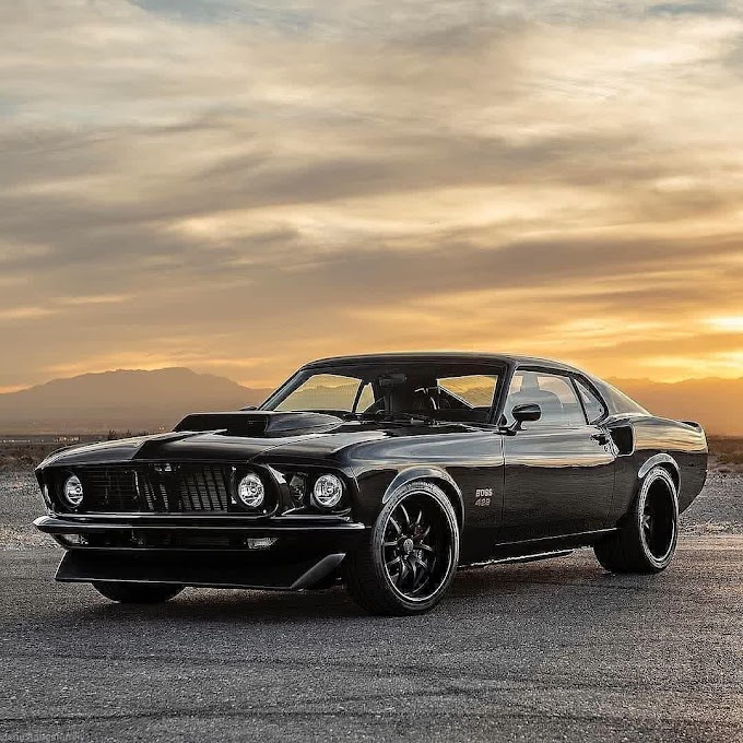 1969 Ford Boss 429 Mustang