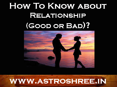 how to know good or bad relationship