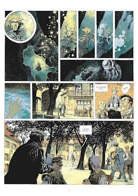 Review de Aristophania Vol.3 La Fuente Aurora de Xavier Dorison y Joël Parnotte - Panini Comics