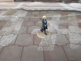 A Sov agent by Warlord Games