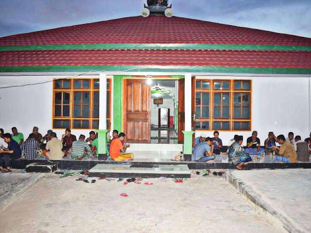 Satgas Opster Kalwedo Buka Puasa Bersama di Kota Kisar