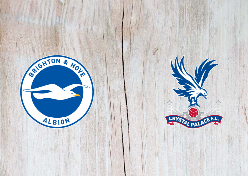 Brighton & Hove Albion vs Crystal Palace -Highlights 22 February 2021