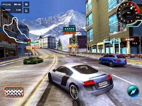 game dua xe asphalt 6