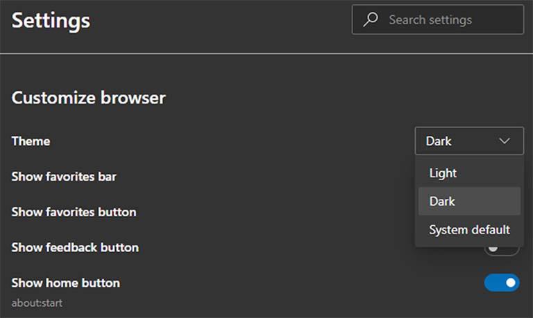 Tips Dan Trik Browser Edge Baru Windows 10