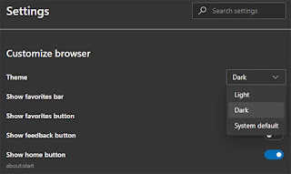 Tips Dan Trik Browser Edge Baru Windows 10