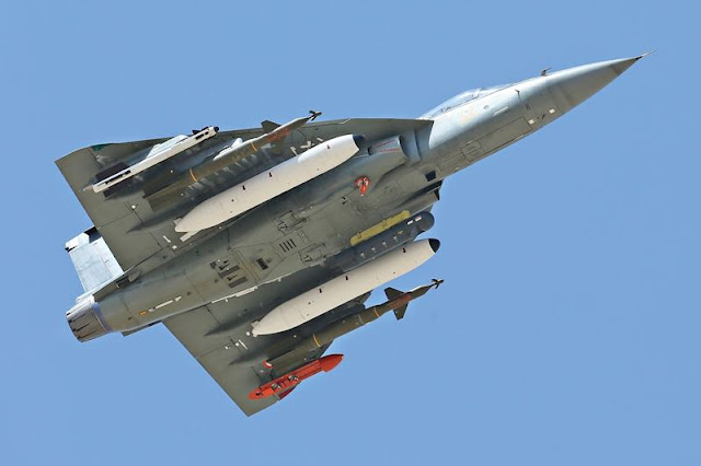 Indian Tejas LCA tops Malaysia's tender for new fighter aircraft