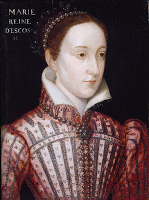 Πορτραίτο της Μαρίας από τον Φρανσουά Κλουέ, περ. 1559