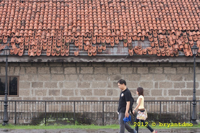 Intramuros, the walled city