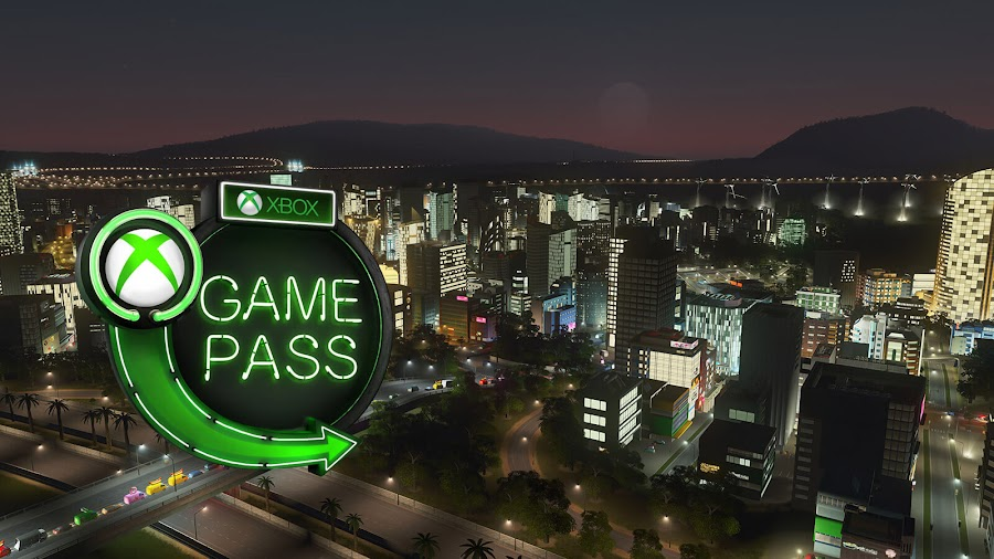 xbox game pass 2020 cities skylines colossal order paradox interactive xb1