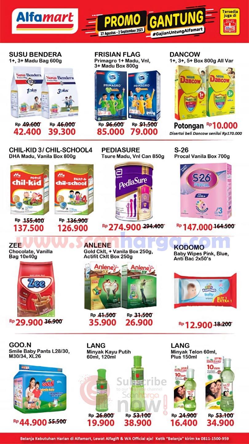 Katalog Promo JSM Alfamart Weekend 27 Agustus - 2 September 2021 2