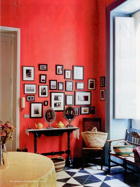 The Peak of Trs Chic: Color Crush: Scarlet