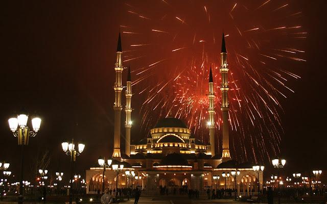 Кадыров пригласил россиян встретить Новый год в Чечне