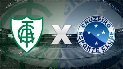 Jogo América-MG x Cruzeiro Ao Vivo na TV Globo semifinal - Campeonato Mineiro