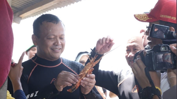 Politisi Demokrat Semprot Edhy Prabowo Soal Kapal China Di Natuna