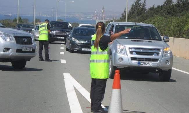 Κυκλοφοριακές ρυθμίσεις στην Εθνική Οδό Λάρισας - Κοζάνης