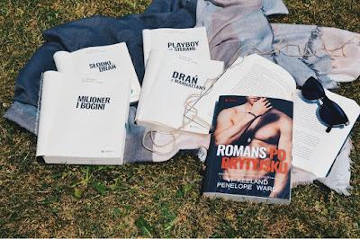 Romans po brytyjsku - Vi Keeland & Penelope Ward | Recenzja