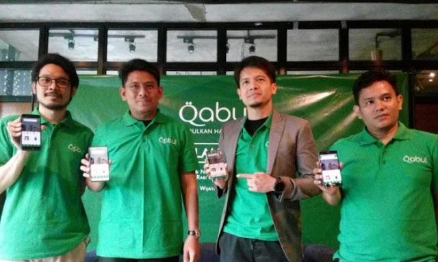 Qabul, aplikasi marketplace bagi kebutuhan umat muslim diluncurkan