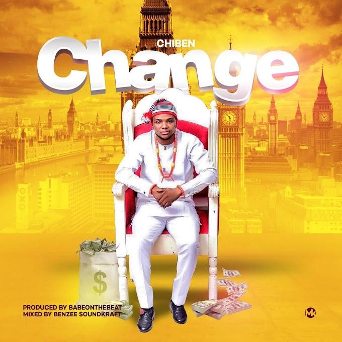 MUSIC PREMIERE : Chiben - Change