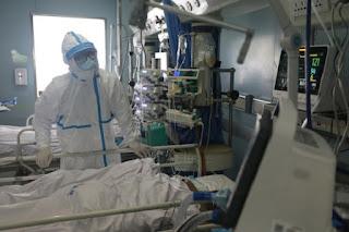 Virus Corona Masuk Indonesia