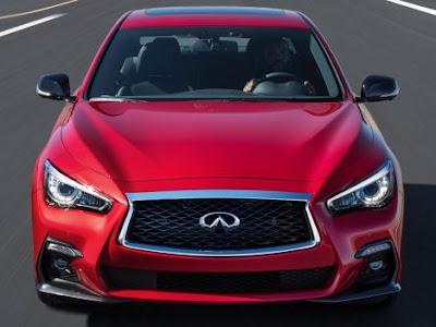 new 2018 infiniti q50 sedan red sport release date