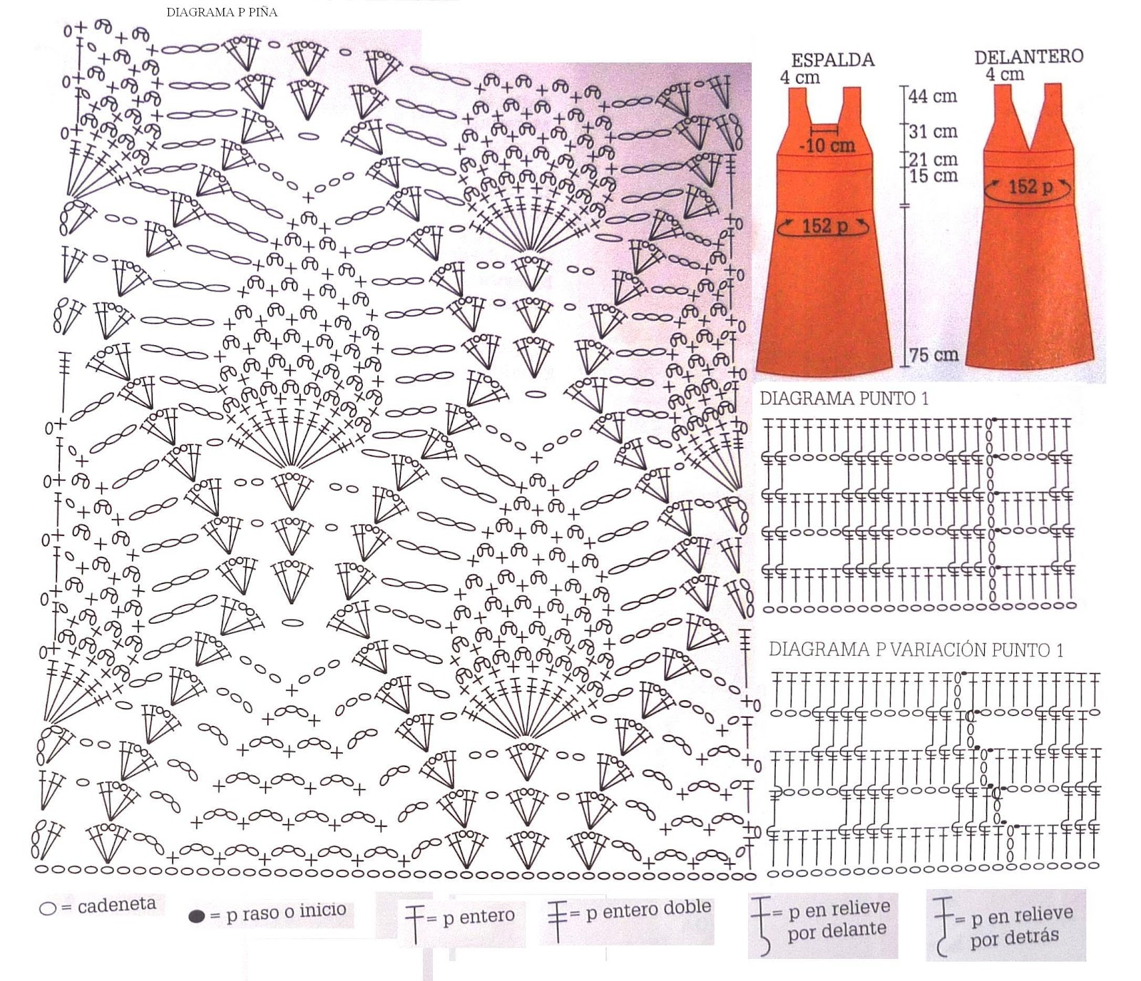 Hermosa Crochet Patrón De Rizo De Puntada Bandera - Coser Ideas Para ...