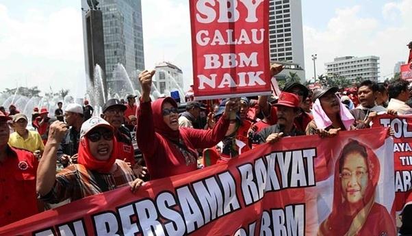 SBY: 10 Tahun Memimpin, Saya Tak Pernah Tuduh Oposisi Tunggangi Demo