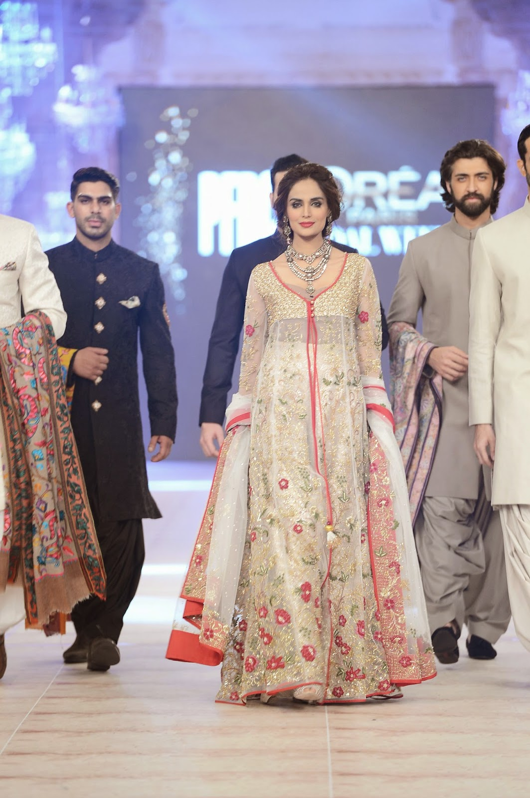 mehreen syed show stopper zara shahjahan
