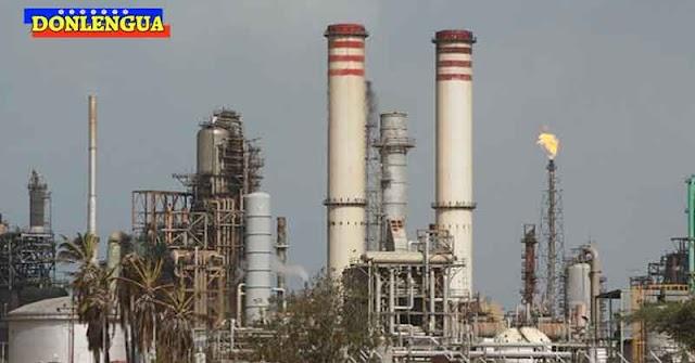 7 empleados de una refinería en Paraguaná fueron detenidos por supuestamente impedir la producción