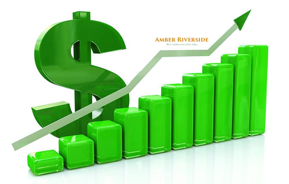 Amber Riverside chính thức tăng giá bán sau thành công đợt 1