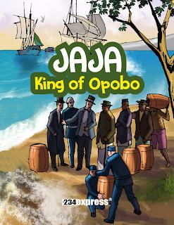 JAJA: King of Opobo (Nigeria Heritage Series) (Author Interview)