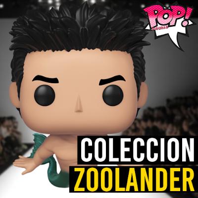Lista de figuras funko pop de Funko POP Zoolander