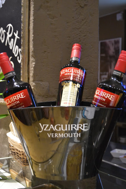 """Yzaguirre Vermouth"""