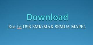 Download Kisi-kisi USBN SMK/MAK Kurikulum 2013 Tahun Pelajaran 2018/2019