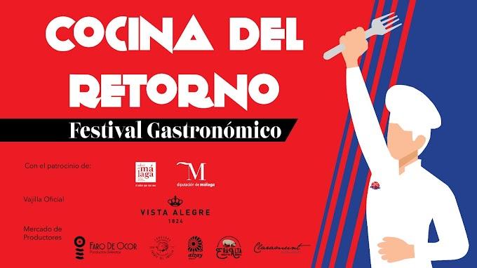 """El Festival Gastronómico """"Cocina del Retorno"""" presenta el Menú Celebración"""