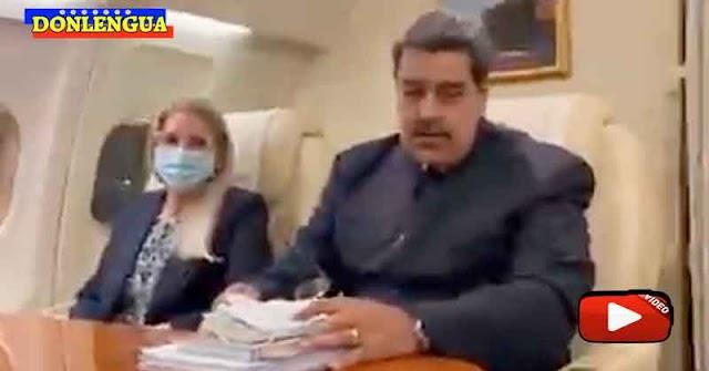 Maduro desafía al FBI a que lo capturen ahora que está en México