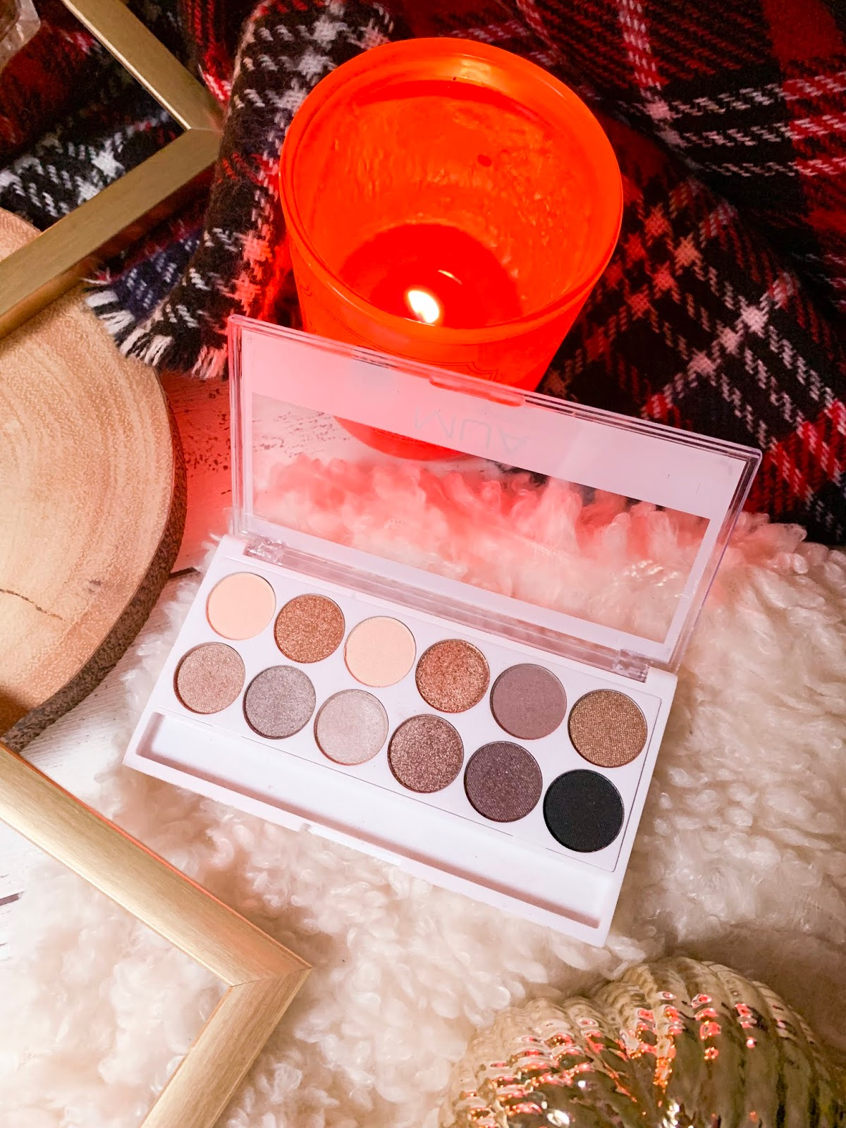 Top 3 Affordable Palettes For Autumn - MUA