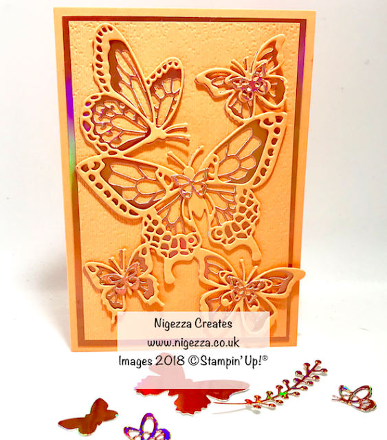 Sale-A-Bration Freebies from Stampin' Up!® Nigezza Creates
