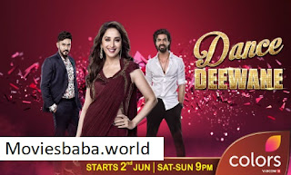 Dance Deewane Season 2 15th June 2019 Full Episode HDTV 480p