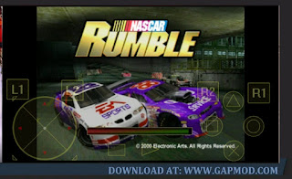 Nascar-Rumble-PPSSPP