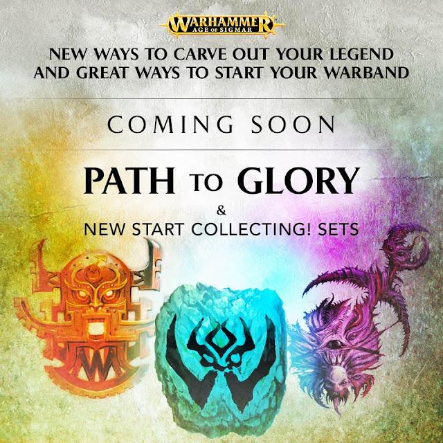 warhammer age of sigmar start collecting kit new kharadron overlord slaneesh beastclaw raiders