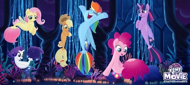 movie reviews, My Little Pony, Hasbro, Lionsgate