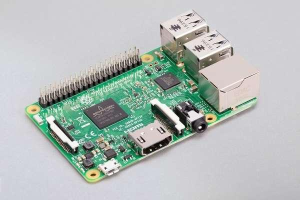 Perangkat Keras Raspberry Pi