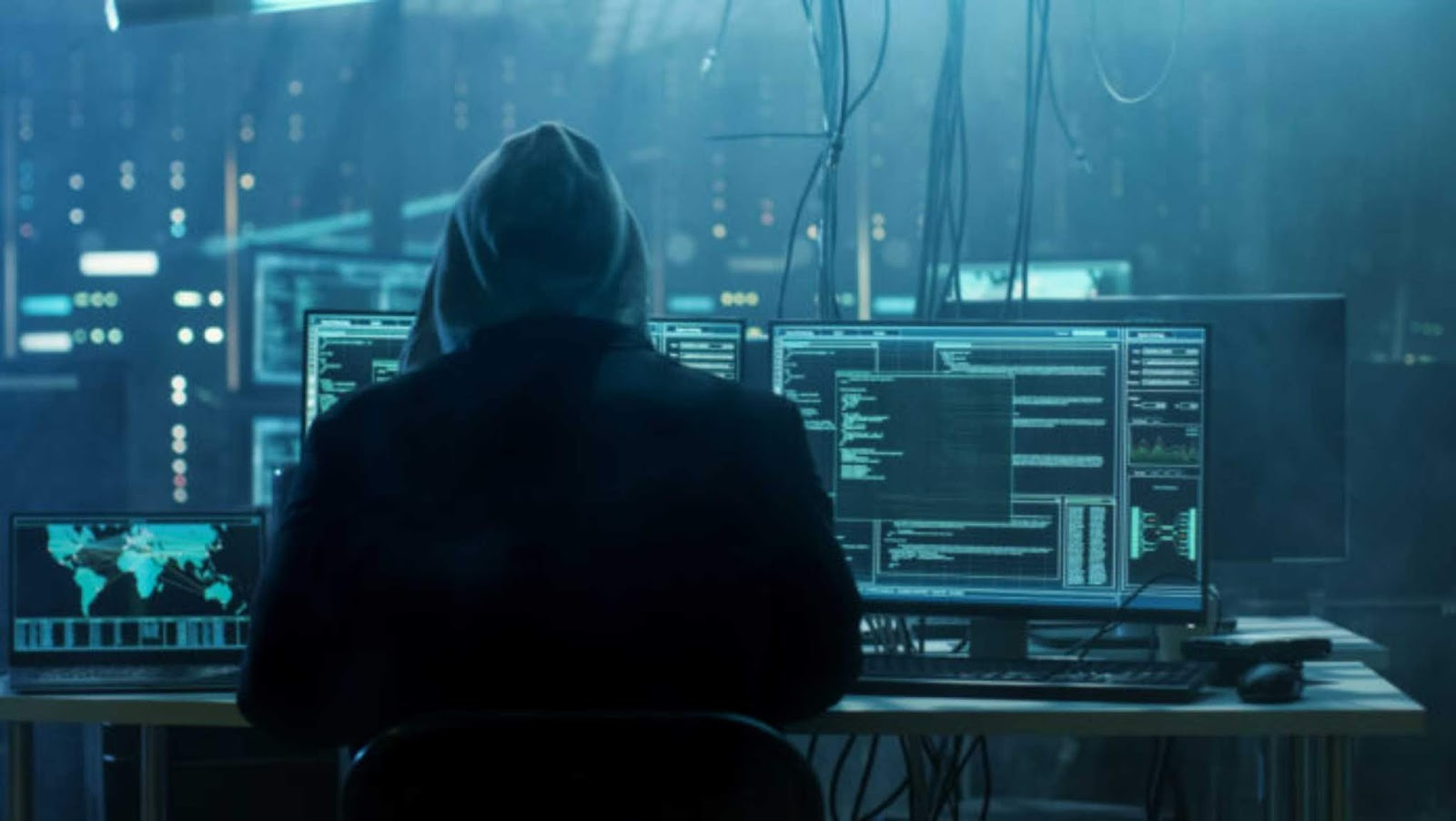 Sebelum pemilu diidentifikasi banyak serangan hacker, termasuk dari China dan Rusia