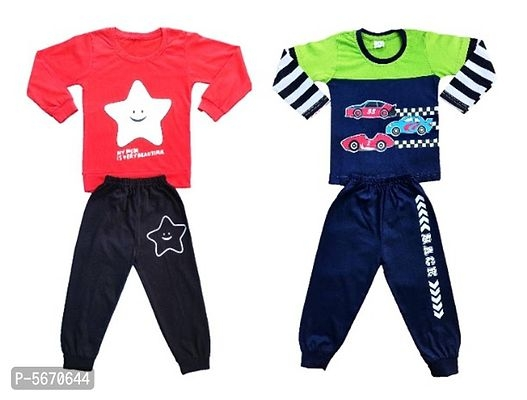 Kids Top and Bottom Set Pack Of 2   Kids Clothing Online Shopping   Kids Clothes Online  