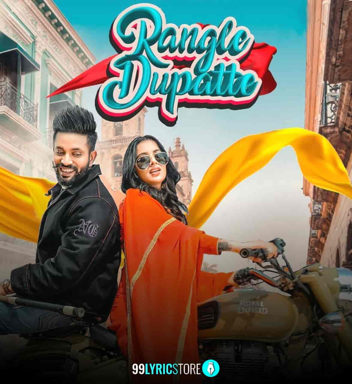 Rangle Dupatte Dilpreet Dhillon Song Images