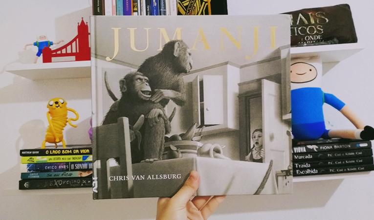 Jumanji, de Chris Van Allsburg (#37)