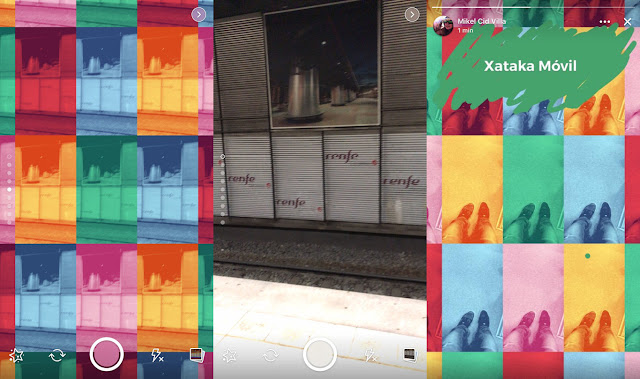 Facebook Stories is here, ephemeral stories to make life impossible to Snapchat