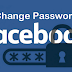 Facebook How to Change Password